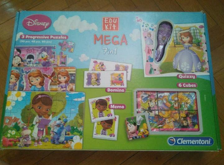Mega pack 7 en un disney