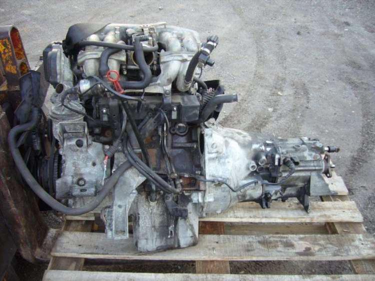 Motor bmw e39 2.0 2.2 177 cv