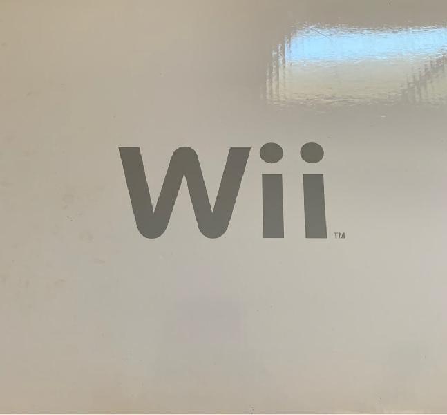 Nintendo wii tabla fit y juegos