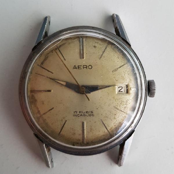 Reloj aero vintage