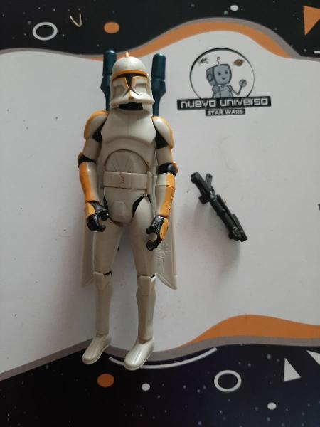 Star wars clone trooper 212th with obi wan