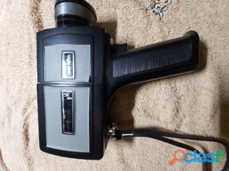Camara de super 8 Porst reflex ZR426 1