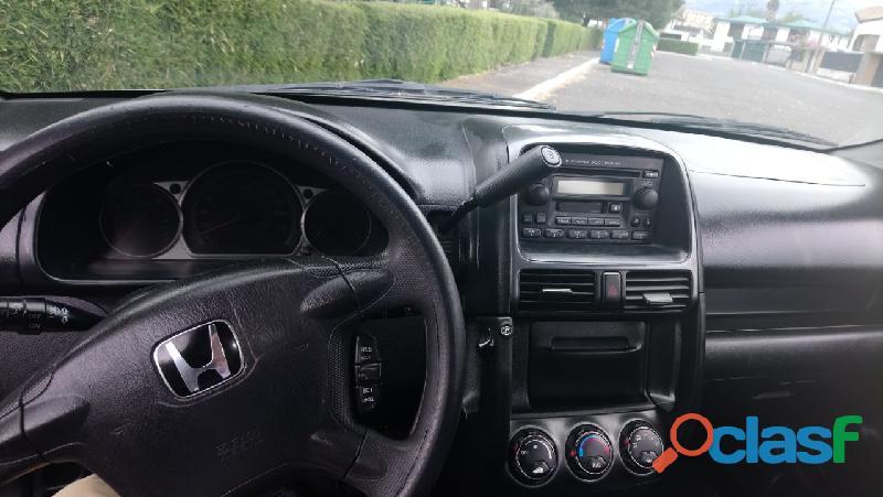 EN VENTA AUTO HONDA CRV 2006 4X4 DE CASA COMO NUEVO