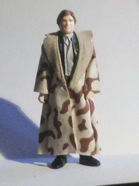 Han solo in trench coat