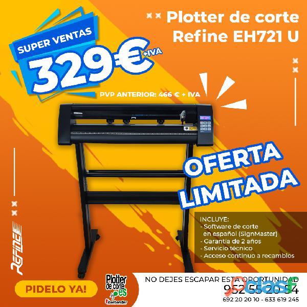 OFERTA LIMITADA nuevo plotter de corte de 72 cm