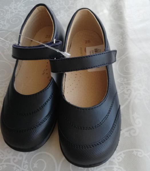 Zapatos niña colegiales nuevos 25 ots