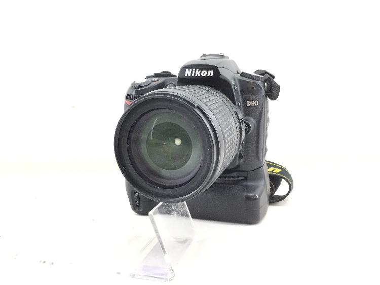 32 % camara digital reflex nikon d90+af-s dx vr 18-105mm