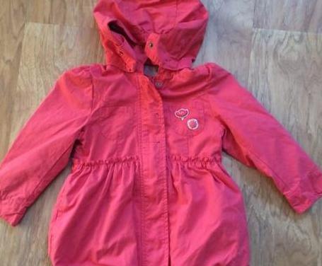 Abrigo, chaqueta niña 2-3 años