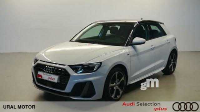 Audi a1 sportback 30 tfsi gasolina blanco