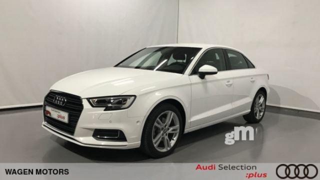 Audi a3 sedan 30 tfsi gasolina blanco