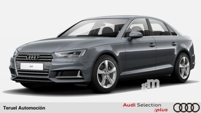 Audi a4 35 tdi diésel gris