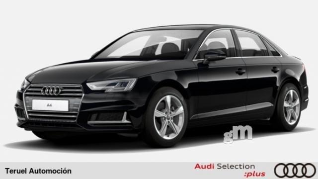 Audi a4 35 tdi diésel negro