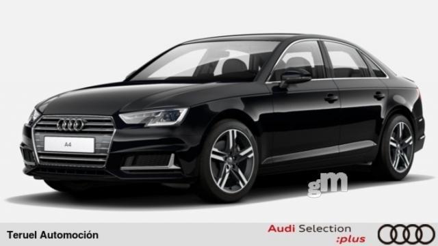 Audi a4 35 tfsi gasolina negro