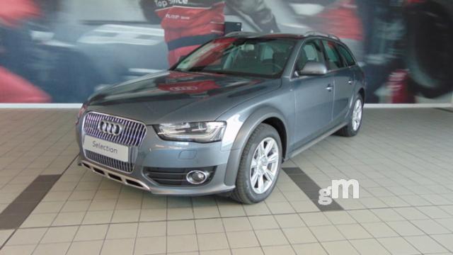 Audi a4 allroad 2.0 tdi diésel gris