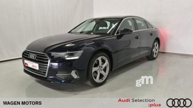Audi a6 40 tdi diésel azul