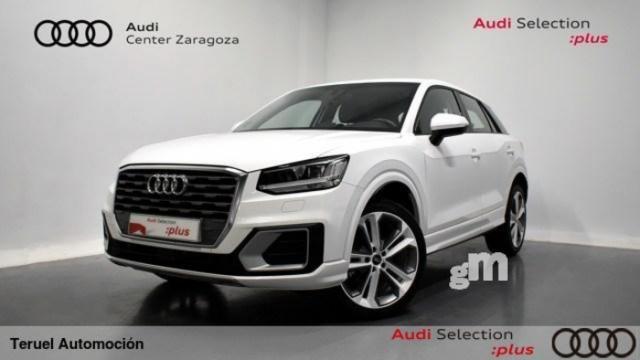Audi q2 35 tfsi gasolina blanco