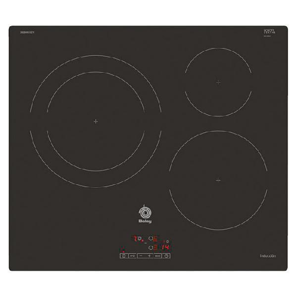 Balay placa de cocción de inducción 3eb865er