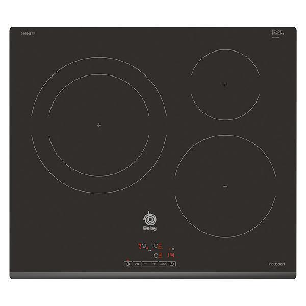 Balay placa de cocción de inducción 3eb865fr