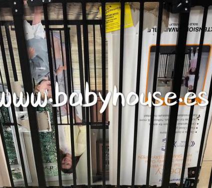 Barrera de seguridad puerta 97-106cm