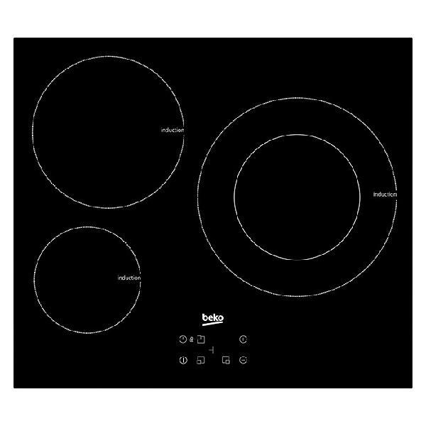 Beko placa de cocción de inducción hii63402at