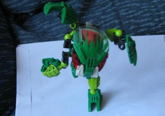 Bohrok lehvak, de lego bionicle, nuevo