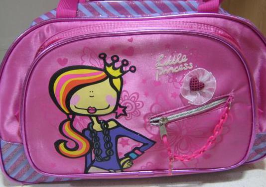 "Bolso infantil ""little princess"""