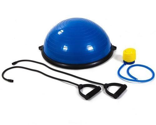 Bosu balance trainer ball, pilates