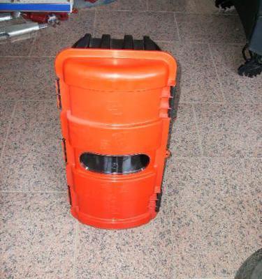 Cajón para extintor de 6 y 9 kg