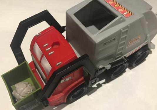 Camión basura grande juguete