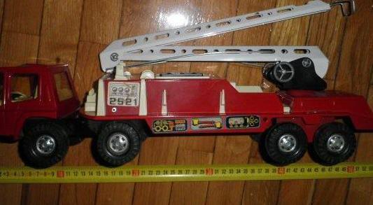 Camion bomberos gozan 2521 años 70