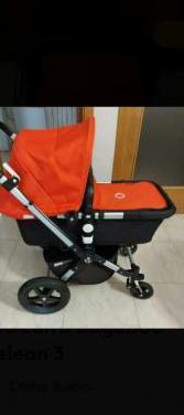 Carro de bebe de la marca bugaboo cameleon 3.