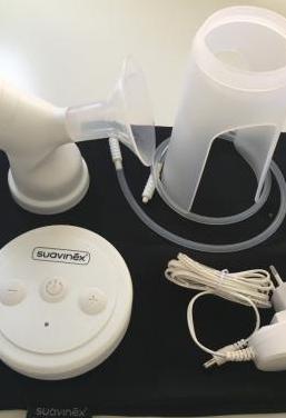 Extractor de leche eléctrico suavinex