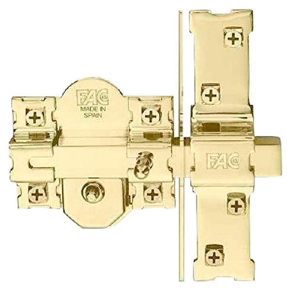 Fac cerrojo 946-rp/80 dorado