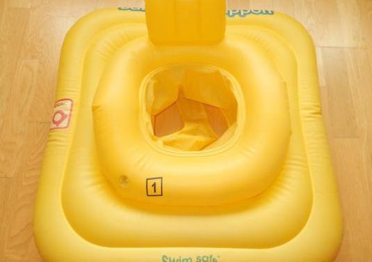 Flotador hinchable piscina bebé
