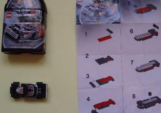 Lego racers: power cruiser. 8643. (2005) original