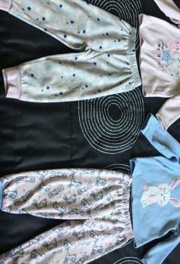 Lote 2 pijamas de 18 meses