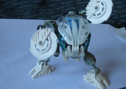 Lego bionicle bohrok kohrak, nuevo con caja