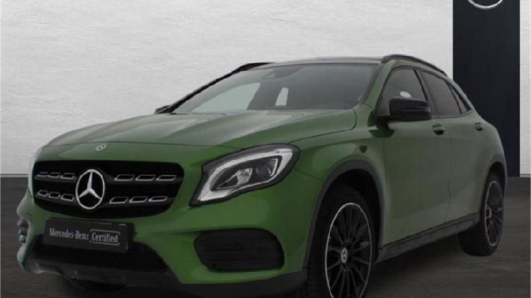 Mercedes-benz clase gla 200d amg line 7g-dct