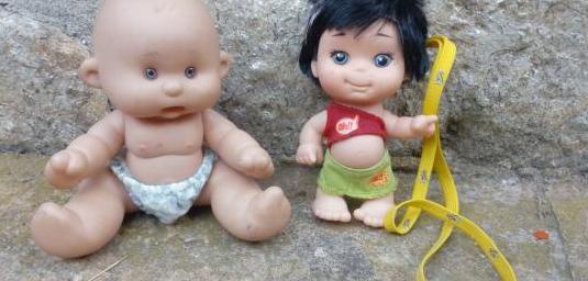 Muñeco/muñecos/muñeca varios
