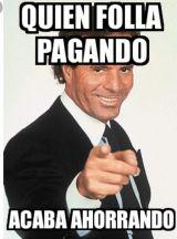 PAGO A CHICA JOVEN