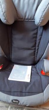 Silla auto romer grupo ii/iii protector asiento