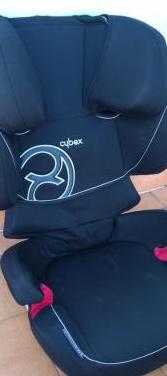 Silla coche cybex solution x2 - fix