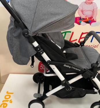 Silla de paseo baby throne ultraplegable