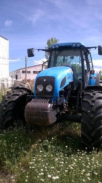 Tractores agrícolas landini legend 120 teruel