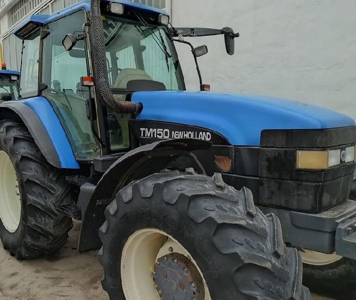 Tractores agrícolas new holland tm-150 teruel