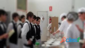 Actualmente buscamos camareros, cocineros, ayudantes y pinches para empresas del sector hostelero