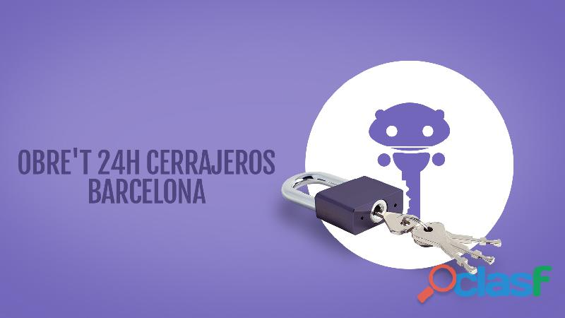 Cerrajero en Barcelona 3