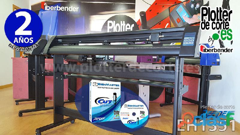 Nuevo plotter de corte Refine EH1351 con programa Signmaster