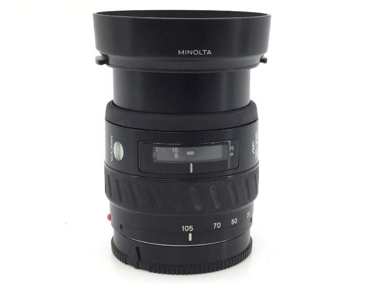 Objetivo minolta minolta 35-105mm f/3.5-4.5 (sony)