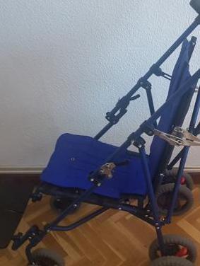silla de paseo para Niño con discapacidad